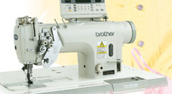 L Gent - Industrial sewing machines - Brother machine